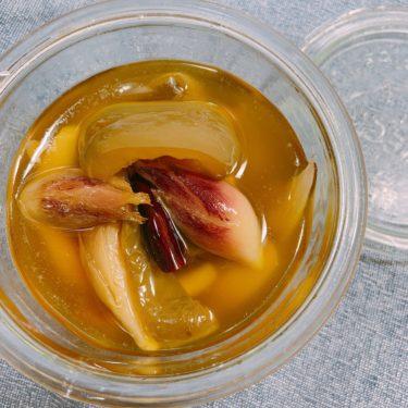 オイルピクルス&香味ベジオイル